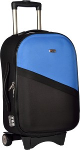 TREKKER TTB-ELEGANT20-BLU Cabin Luggage - 20 inch