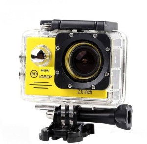 mezire HD Adventure camera-12 130 degree Wide angle lens Sports & Action Camera