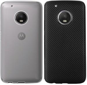 Unistuff Back Cover for Motorola Moto G5 Plus