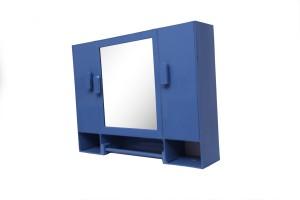 WINACO New Monalisa-4 Bathroom Cabinet Plastic Wall Shelf