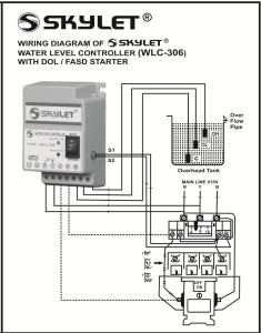 Skylet Wlc 306 Water Level Controller Wired Sensor Security System