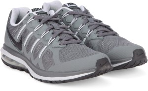 19d7f8b4d6e Nike AIR MAX DYNASTY MSL Running Shoes Grey Best Price in India ...