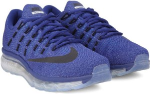 84b3655eae Nike AIR MAX 2016 Running Shoes Blue Best Price in India | Nike AIR ...