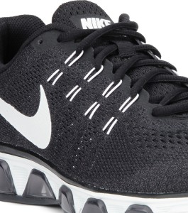 c17bc748d87 Nike AIR MAX TAILWIND 8 Running Shoes Black Best Price in India ...
