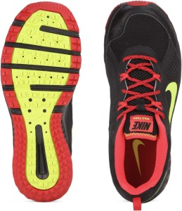 Nike WILD TRAIL Running Shoes Black Best Price in India  9ee1fe891
