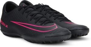 pick up ea601 630d5 Nike MERCURIAL VICTORY VI TF Football ShoesBlack
