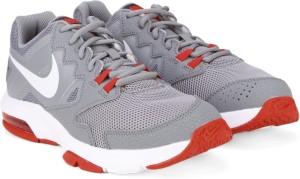 3da852495b Nike AIR MAX CRUSHER 2 Running Shoes Grey Best Price in India | Nike ...