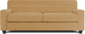 Dolphin Solitaire Fabric 2 Seater Sectional