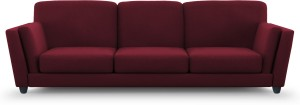 Dolphin Cabana Fabric 3 Seater Sectional