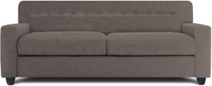 Dolphin Solitaire Solid Wood 2 Seater Sectional