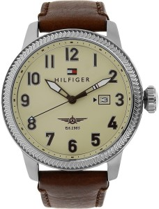 Tommy Hilfiger Th1791315j Analog Watch For Men Best Price In India