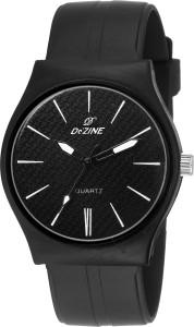 Dezine DZ-GR089-BLK-BLK Watch  - For Men