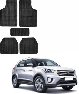 Adroitz Fabric Standard Mat For Hyundai Creta Black Best Price In