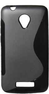 innovative design 1db1b 23e23 S Case Back Cover for Micromax Canvas Pace 4G Q416Black