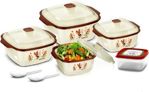 BMS Lifestyle Goodday Hot & Fresh Serving Gift set of 7 Pcs Casserole