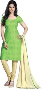 Drapes Cotton Printed, Solid Salwar Suit Dupatta Material