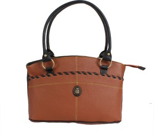 23a65849c5 Ayesha Fashions Shoulder Bag Tan Best Price in India