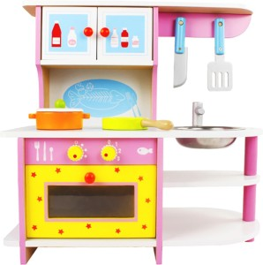 Jack Royal Fine Grade Wooden Kitchen Toy Set Best Price In India