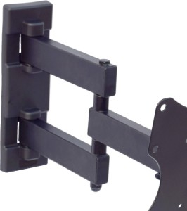 Mx Heavy Duty Dual Arm Lcd Monitor Stand 19 To 42 180 Degree