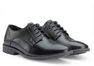 16e0ba162e Lee Cooper Men s Formal Derby Black Best Price in India | Lee Cooper ...
