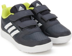 5b471fdd4f67 Adidas Boys Girls Lace Running Shoes Blue Best Price in India ...