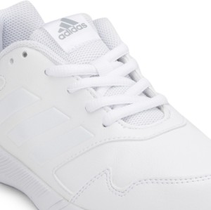 98b08ecfb2f Adidas Boys Girls Lace Running Shoes White Best Price in India ...