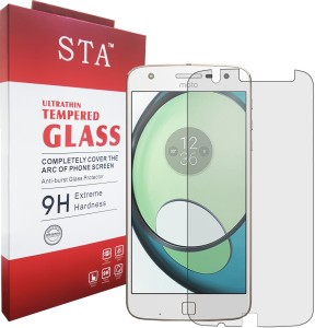 STA Tempered Glass Guard for Moto Z Play