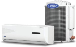 Carrier 1.5 Ton 5 Star Split AC  - White