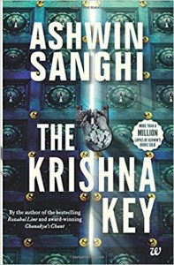 The Krishna Key price comparison at Flipkart, Amazon, Crossword, Uread, Bookadda, Landmark, Homeshop18