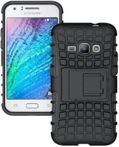 watch b6344 f4cf4 KASEHUB Back Cover for Samsung Galaxy J2(2016)Black Case