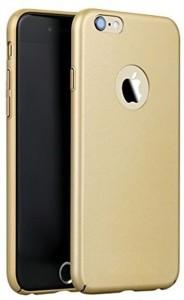 buy online cc34d 4cb44 Flipkart SmartBuy Back Cover for Apple iPhone 6 Plus, Apple iPhone 6S  PlusLux Gold