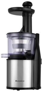 Wonderchef cold press slow juicer compact 200 W Juicer