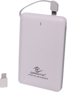 GREATA GCK5K CREDIT CARD SIZE FOR ANDROID and I - PHONE 5000 mAh Power Bank