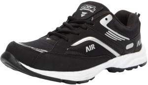 CRV Air Black Running Shoes
