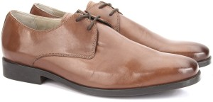 Clarks Amieson Walk Tan Leather Lace Up Tan Best Price in India ... f82e32579