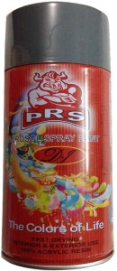 PRS Gun Grey Spray Paint 450 ml Pack of 1 available at Flipkart for Rs.250