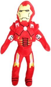 ToyJoy Ironman 30cm Superhero Premium quality Avenger soft plushed stuffed toy  - 30 cm