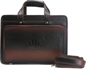 Abloom ABLM1517 Medium Briefcase - For Men