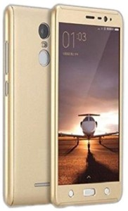 Bling Case Front & Back Case for Mi Redmi 3S Prime