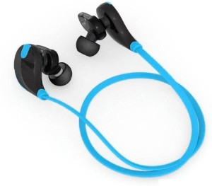 Avenue Jogger With Mic and Bluetooth Wired & Wireless Bluetooth Headset With Mic