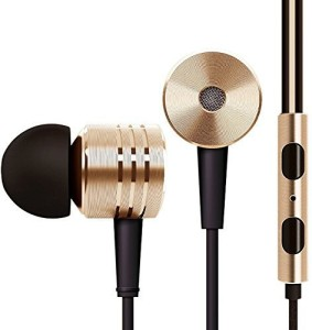 Unique Collections Mi-0-Pistone Wired Headset With Mic