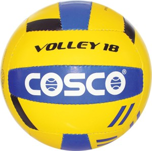 Cosco Volley-18 Volleyball -   Size: 4