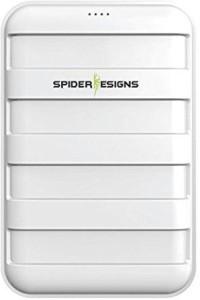 Spider Designs SD-510 Storm Slim Lithium Polymer 10000 mAh Power Bank