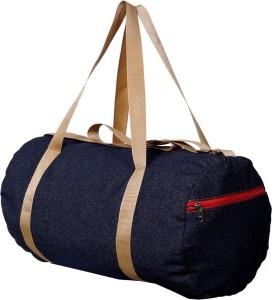 Gag Wears Denim Gym Bag