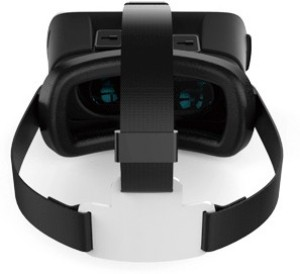 cf245b044489 Bingo V200 Virtual Reality 3D VR BOX For All SmartPhones Upto 6 INCHES  Video GlassesBlack