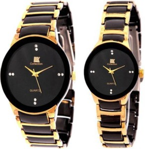 Fashion Gateway Supper Hot Collection Couple watch (pack of 2) Luxury Analog Watch  - For Men & Women