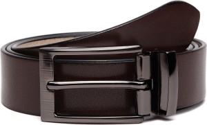 a2152648e U N Men Women Formal Brown Genuine Leather Belt Best Price in India ...