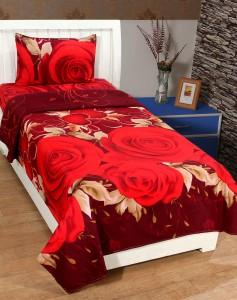 2a72a94e1cb ZAIN Polycotton 3D Printed Single Bedsheet 1 SINGLE BED SHEET 1 ...