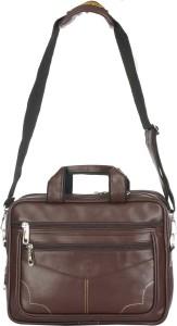 Good Friend 11 inch Expandable Laptop Messenger Bag