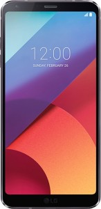 LG G6 (Astro Black, 64 GB)